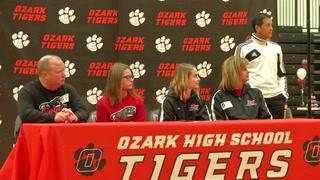 VIDEO: Ozark Signings