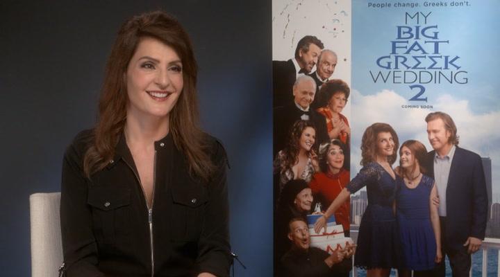 Nia Vardalos opens up about motherhood for her Big Fat Greek Wedding sequel