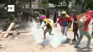 Dos muertos se registran en jornada de huelga en Venezuela