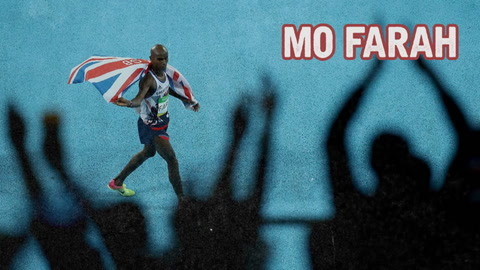 Video - Stars of Rio Olympics: Mo Farah