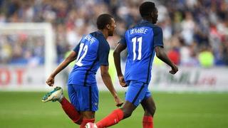 Los botines históricos que usarán Mbappé y Dembélé en la Copa del Mundo