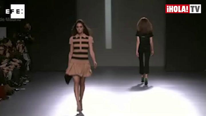 Fashion Week Madrid Otoño-Invierno 2013-2014: Teresa Helbig