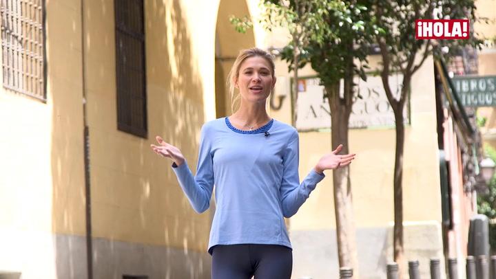 Carla Pereyra nos recomienda 3 hábitos saludables para estar en forma
