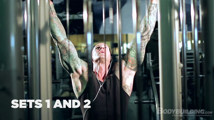 Back, Biceps, & Abs Workout | Jim Stoppani's 12-Week Shortcut To Size