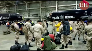 Comando de rescate Katrachos USAR llegan a México para colaborar