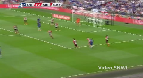 Chelsea 2-0 Southampton (Premier League 2018)