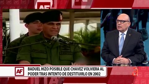 Análisis: Familiares de Raúl Isaías Baduel dicen que fue asesinado por el régimen de Maduro