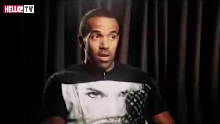 Craig David: \' When I was growing up Michael Jackson was my number one inspiration\'