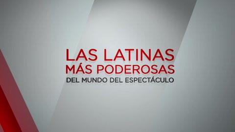 Las latinas más poderosas del mundo del espectáculo