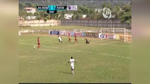 Real Sociedad 0 - 1 Platense (Liga Nacional)