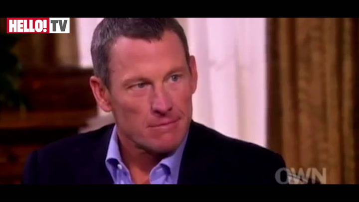 Lance Armstrong\'s interview with Oprah Winfrey