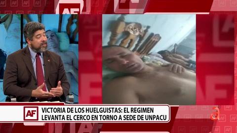 Victoria de los Huelguistas: el régimen levanta el cerco en torno a sede de UNPACU