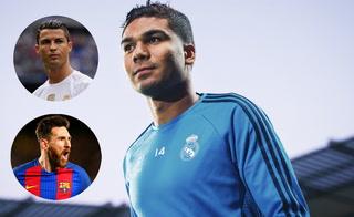 Se confesó: el mejor futbolista del mundo según Casemiro