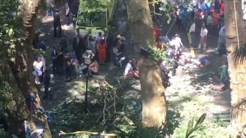 Portugal: caída de árbol provoca 12 muertos en Madeira