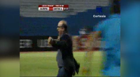 Olimpia 0-1 Santos G. (Liga Concacaf 2017)