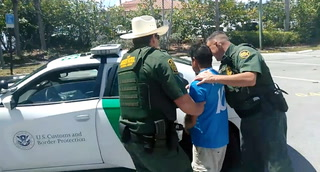 Border Patrol Agents Arrest Man at Food Not Bombs Event in Lake Worth