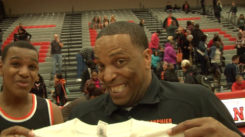 Lanphier Talks CS8 Outright Title
