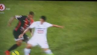 Roger Rojas le da el triunfo a la Liga Deportiva Alajuelense