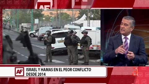 Análisis: Israel y Hamas en el peor conflicto desde 2014