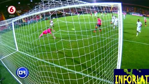 Roger Rojas anota su quinto gol en liga de Costa Rica