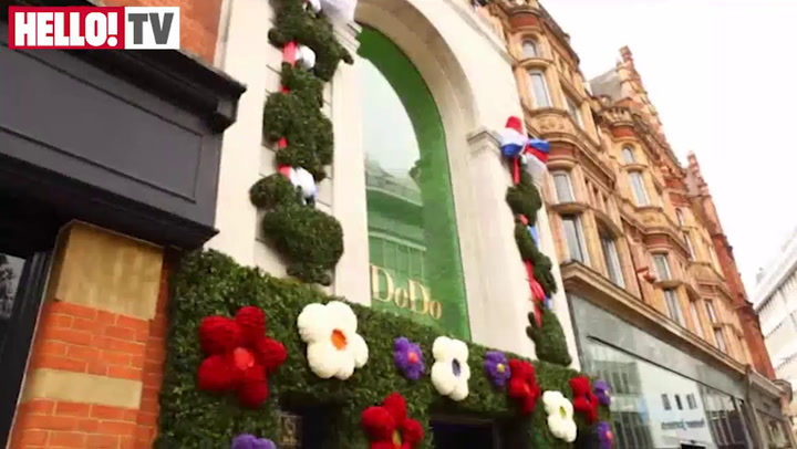In bloom Dodo charms shoppers in London\'s Chelsea