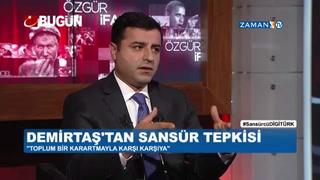 Demirtaş'tan Digitürk tepkisi: Neyi kimden saklamaya çalışıyorsunuz