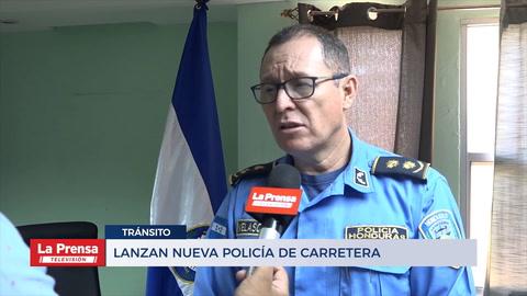 Lanzan nueva policía de carretera