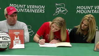 Mt. Vernon's Cameron Call signs with Illinois State