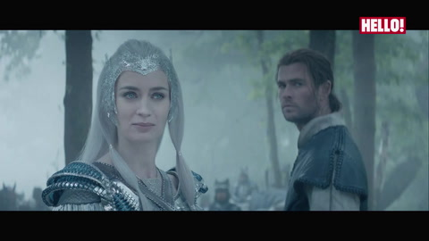 Exclusive: Watch a clip from The Huntsman: Winter\'s War