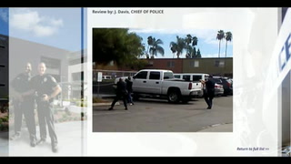Afroamericano fallece a manos de la policía en California