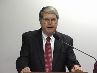 U.S. Congressman Boyd visits COAPS