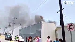 Registran disturbios en penal de Topo Chico