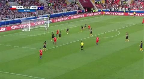 Chile 1-1 Australia (Copa Confederaciones 2017)