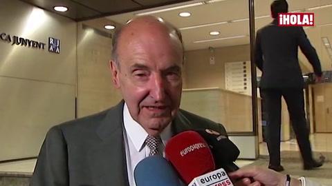 Miquel Roca: \'La Infanta ha querido renunciar a un título antes que generar ninguna polémica\'