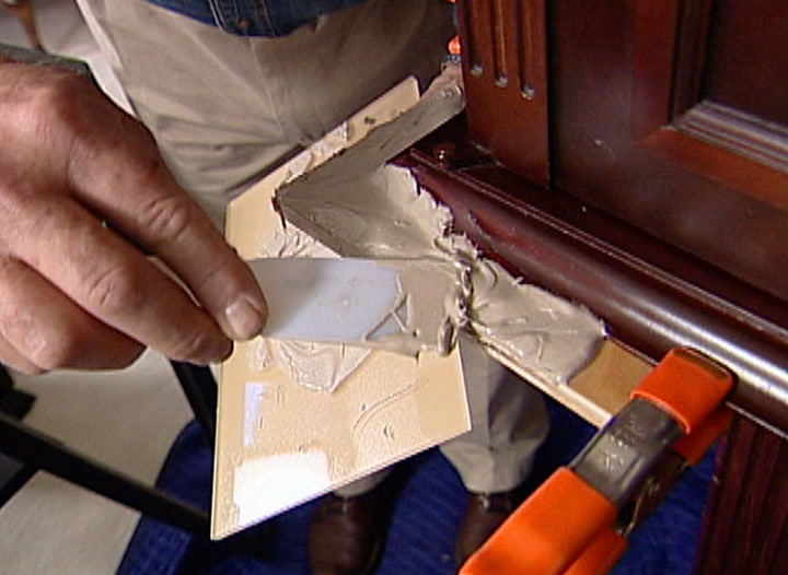 How To Repair Broken Corners And Edges On Furniture Diy Projects Videos