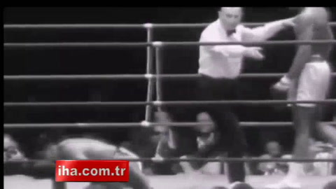 Muhammed Ali'nin unutulmaz nakavtları
