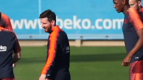 Messi gana derecho a registrar marca con su apellido en la UE