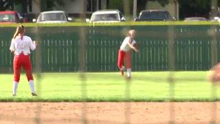 VIDEO: Nixa softball remains undefeated beating Ozark 7-0