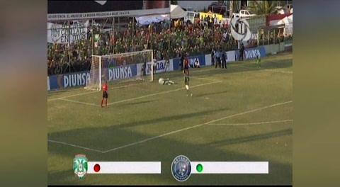 Marathón es el nuevo campeón de Honduras