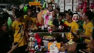 Camas protagonizan carreras de carnaval