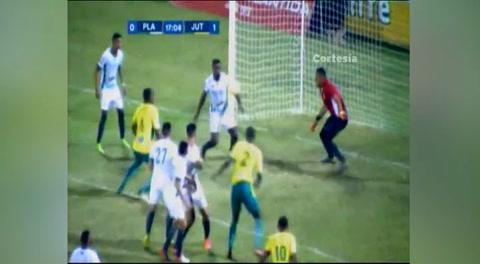 Platense 1-2 Juticalpa (Liga Nacional 2017)