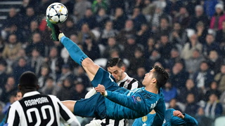 Gol de chilena de Cristiano Ronaldo a la Juventus es candidato al Puskas
