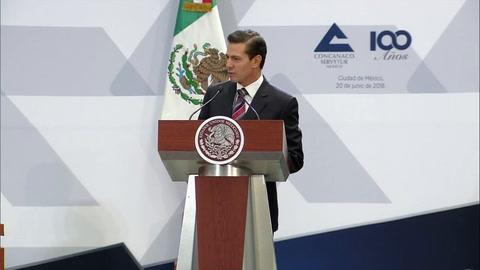 México reprueba política de separación de niños en EEUU