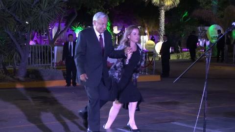 Trump, centro de debate de candidatos presidenciales de México