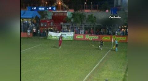 Honduras Progreso 2 - 2  Marathón (Liga Nacional)