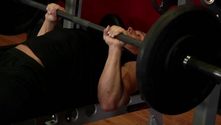 Close Grip Bench Press - Tricep / Chest Exercise - Bodybuilding.com