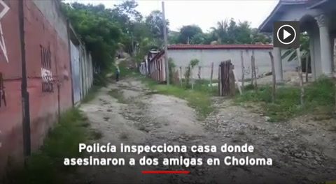 Resumen policial de la zona norte de Honduras