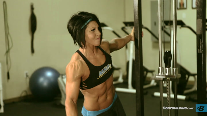 Delt Homicide | Dana Linn Bailey Shoulders Workout