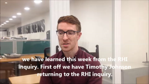 Video: Five things we learned at the RHI Inquiry this week