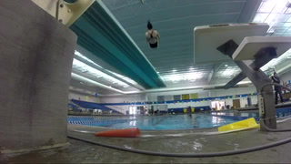 Athlete of the Week: Chloe Cothern, Kickapoo Diving